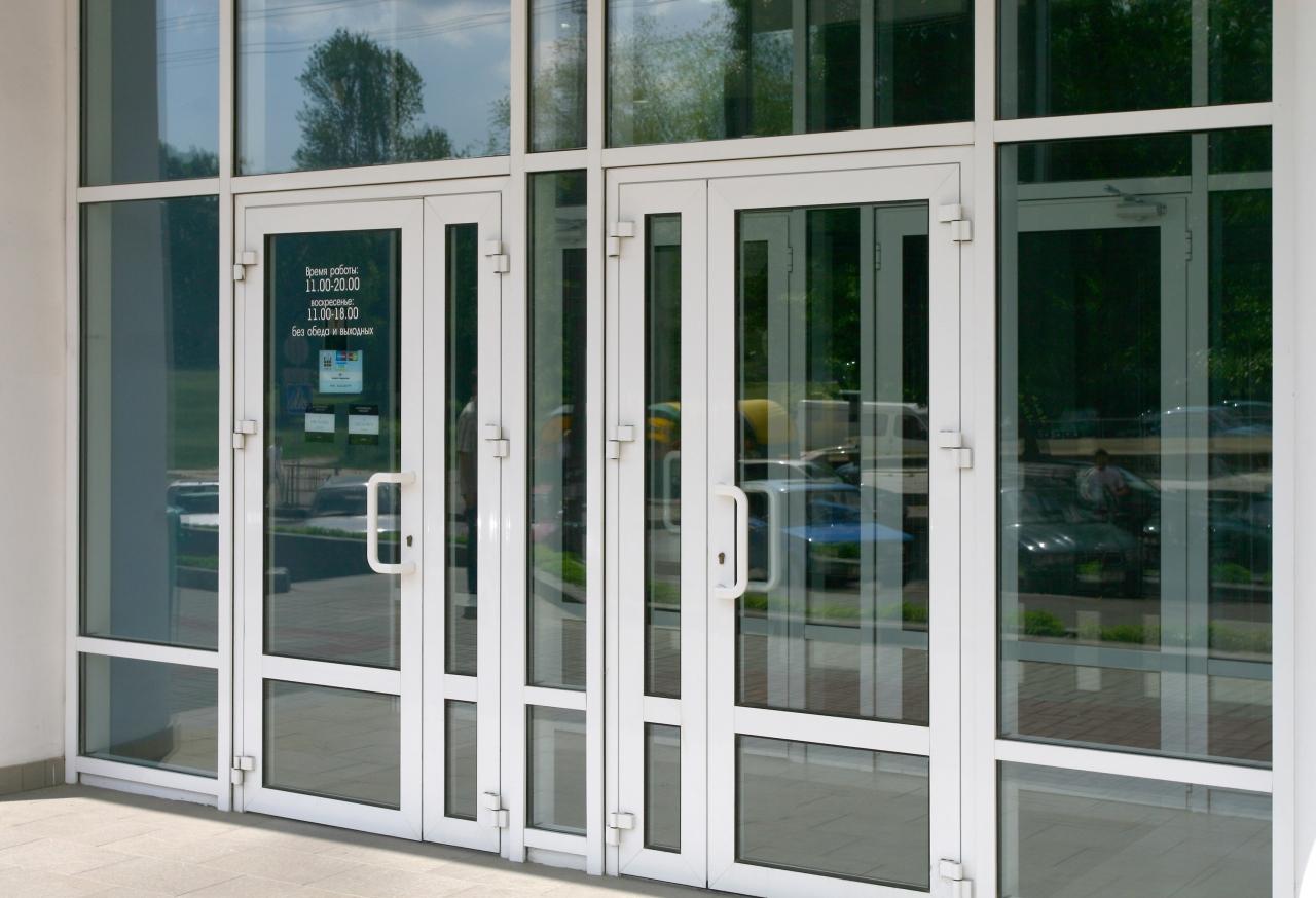 Двери металлопластиковые Чернигов